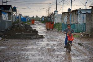 Campo profughi in Iraq (foto ML.Bariona)